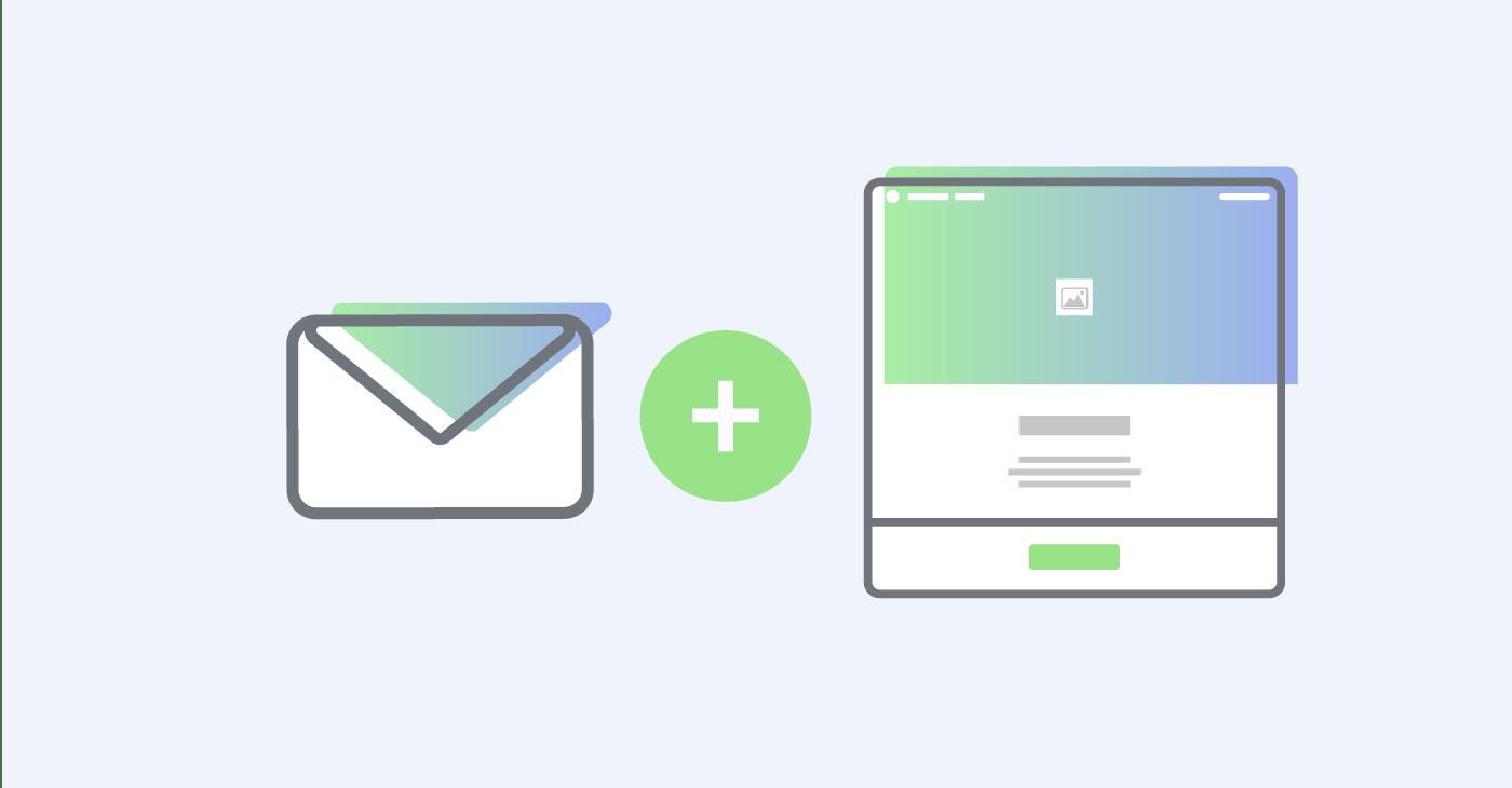 如何用登陆页面做邮件营销?