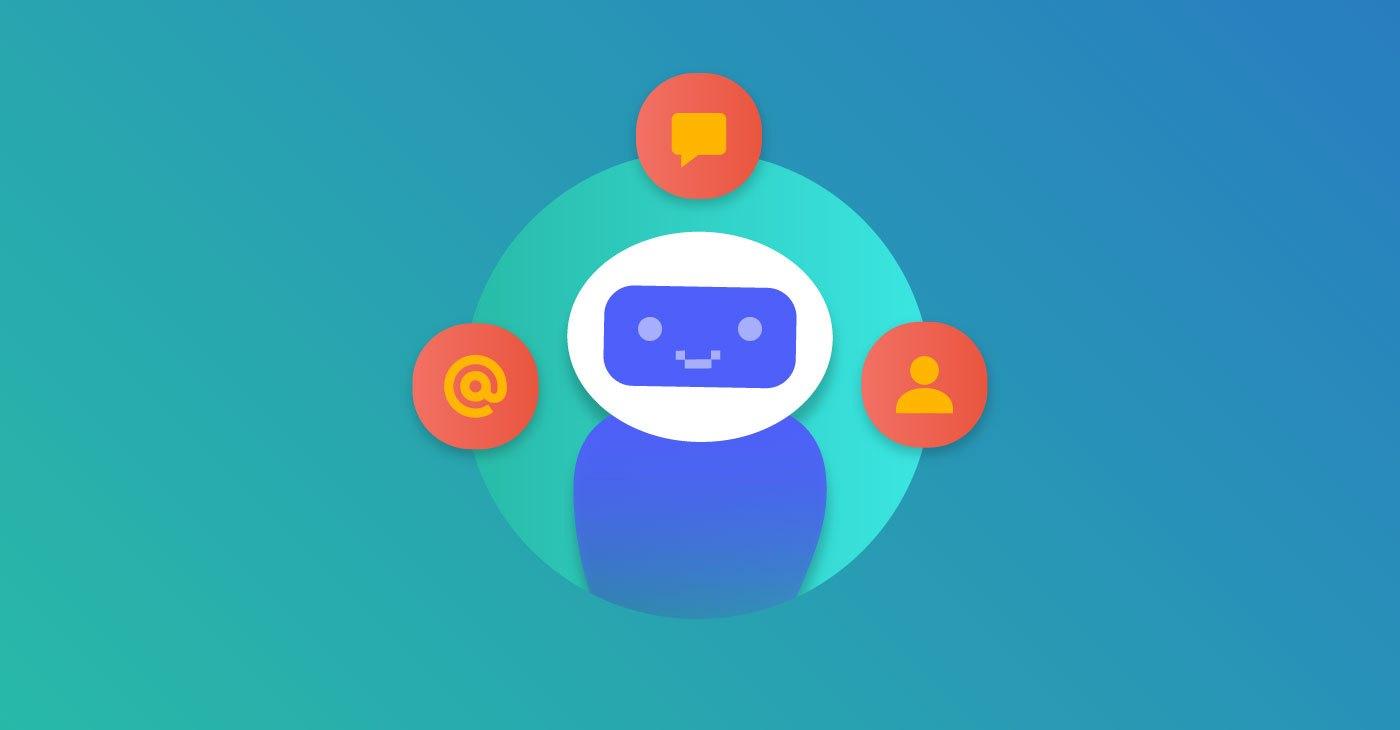 使用聊天机器人拓展联络人名单