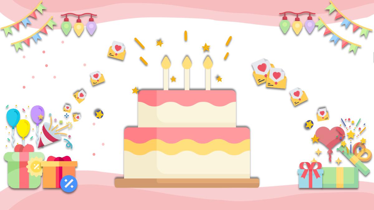 寄送暖心生日邮件,问候与营销一举两得!
